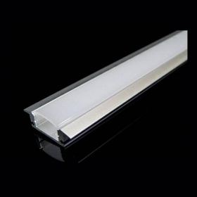 1M Profile led Strip recessed